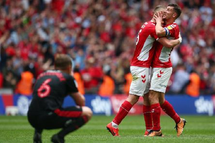 Charlton stunned Sunderland at the death in the League One play-off final