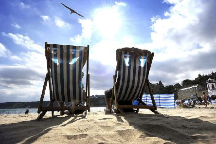 Yorkshire is set to enjoy more sunshine this week and over the Bank Holiday.