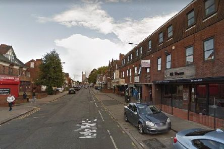Nether Hall Road, Doncaster. Picture: Google