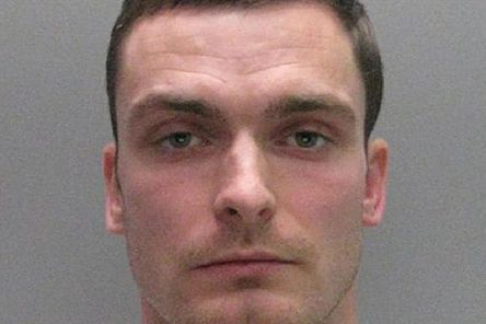 Shamed footballer Adam Johnson