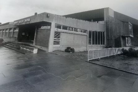 Can you remember swimming trips to Sheaf Valley Baths?
