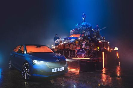 The Sherlocks in the new SKODA TV ad