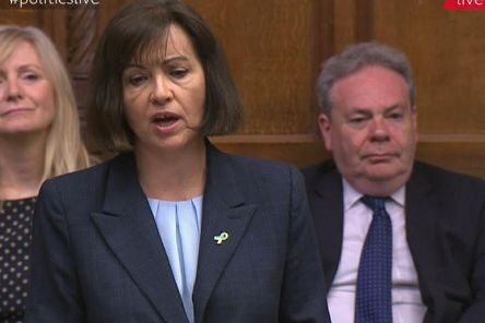 Caroline Flint, defending workers' rights