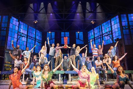 Kinky Boots  the ultimate fun night out, The Alhambra Theatre, Bradford, until October 26.