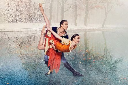 Northern Ballet presents Cinderella at Leeds Grand Theatre from Tuesday, the perfect Christmas treat for all the family. Photo: Guy Farrrow