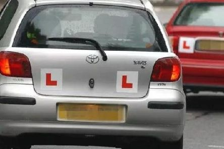 Know someone who is taking their driving test today? Well, their luck might be in!
