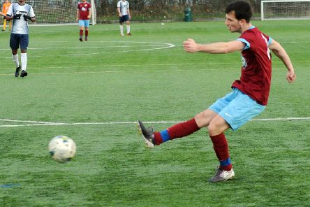 Tom Ramsden scored twice but Littletown suffered a 6-3 defeat to Calverley United.