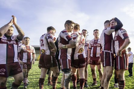 Thornhill had a famous Challenge Cup victory snatched away as Doncaster scored a dramatic last minute try.