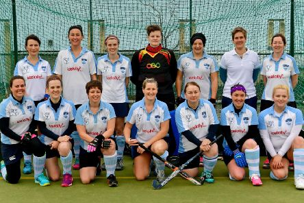 Batley Ladies earned a 5-0 win over Horsforth.