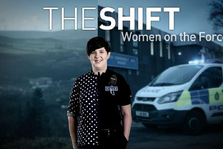 The Shift: Women on the Force goes behind the scenes at West Yorkshire Police.