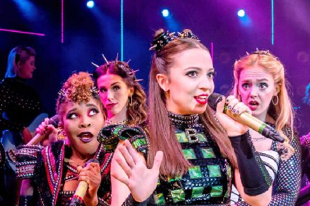 Six musical, playing at the Lowry