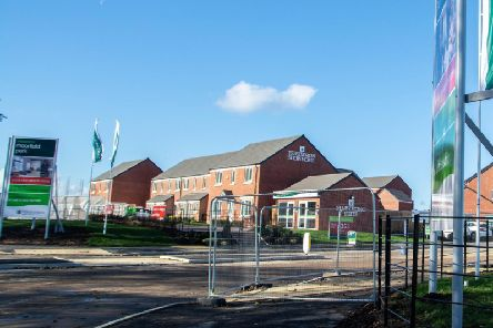 Persimmon has built homes all over the North West