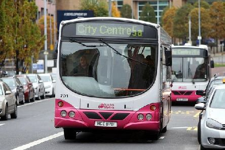 In Merseyside, 344,876 people had a bus pass under the government scheme in 2018-19  86% of them elderly