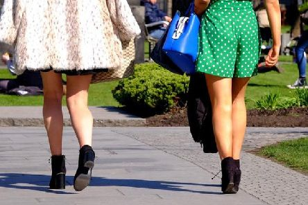 In Merseyside, police received five reports of upskirting in the first 182 days after the Act came into force