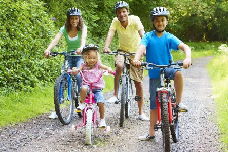 Money will fund two projects in St Helens: Gerards Bridge and Canal Greenway and the Sankey Valley to Colliers Moss Greenway