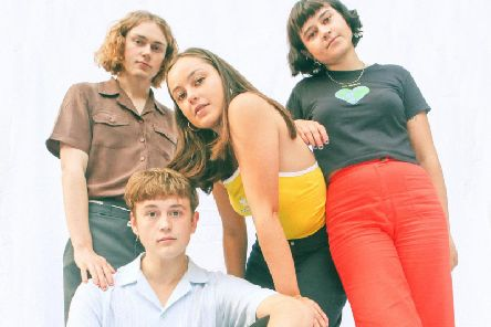 The Orielles will headline the new ARC 2 Stage at Stockton Calling 2019.