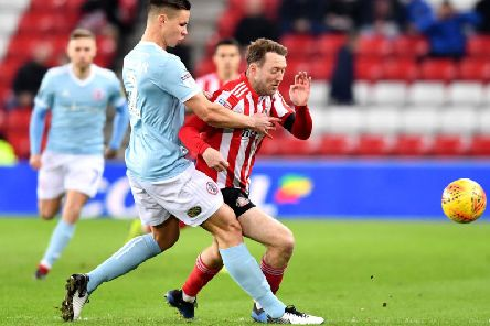 Aiden McGeady scored Sunderland's equaliser against Accrington Stanley.