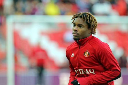 Deadline day signing Kazaiah Sterling has been struggling with a knock