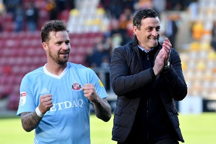 Which players form part of Jack Ross' favourite Sunderland side?