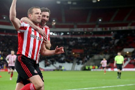 Lee Cattermole's successful return on Tuesday night was a big positive for Sunderland