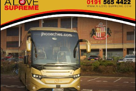 Win return places on the ALS coach to Wembley