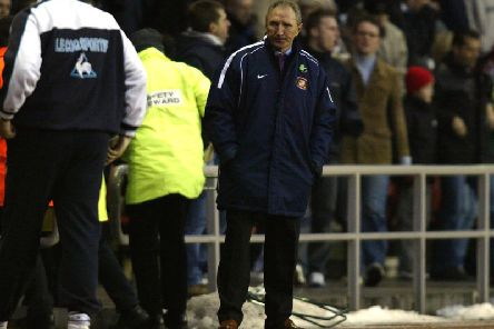 Howard Wilkinson says his time at Sunderland was his 'worst mistake'