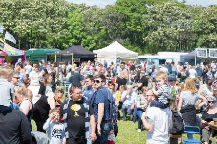 The Proper Food and Drink Festival will be hosted in South Shields in May.