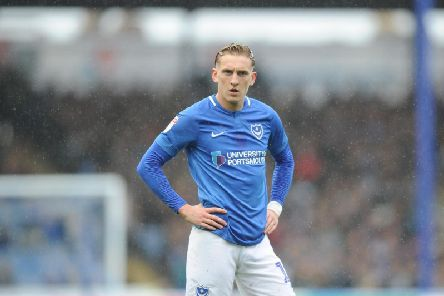 Portsmouth ace Ronan Curtis is hopeful of a Wembley date with Sunderland