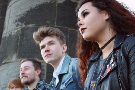 Thieves of Liberty have been crowned Fireball's Hottest Band 2019.