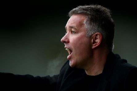 Darren Ferguson claims Sunderland should have seen TWO red cards at Peterborough