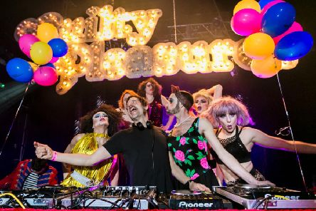 Guilty Pleasures will bring their energetic DJ set to the Sage Gateshead in the early hours of New Year's Day.