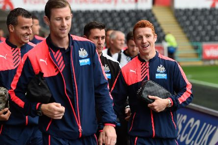Ex-Newcastle man Mike Williamson has been tipped to take over at Gateshead