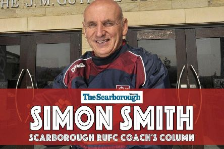 Simon Smith's weekly column