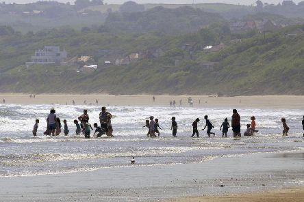 Filey beach is one of the best in the world for families