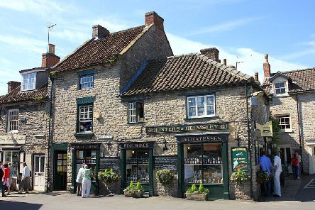 For sale - Hunter's of Helmsley.