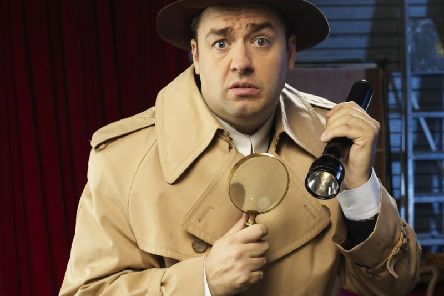 Comedian Jason Manford to star in new musical comedy Curtains
