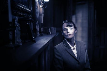 Gwyneth Strong, Only Fools and Horses Cassandra, plays Mrs Boyle in a touring version of the murder-mystery the Mousetrap