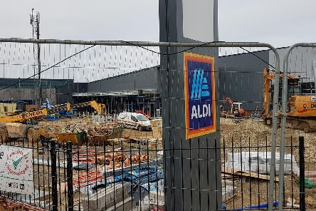 Aldi have applied for an alcohol licence for their new Whitby store.