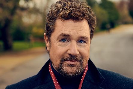 Singer Michael Ball