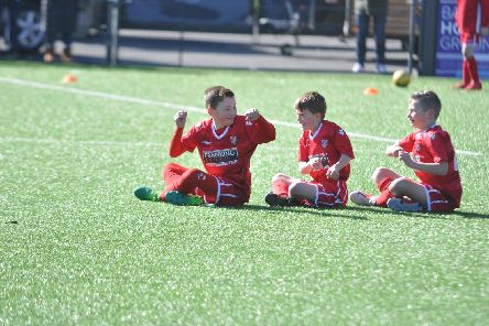 Check out our pictures for Scarborough Athletic Under-11s & 12s in action