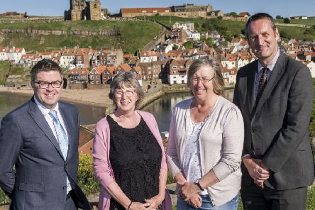 The governors of Eskdale School and Caedmon College Whitby are working together to form a federation.