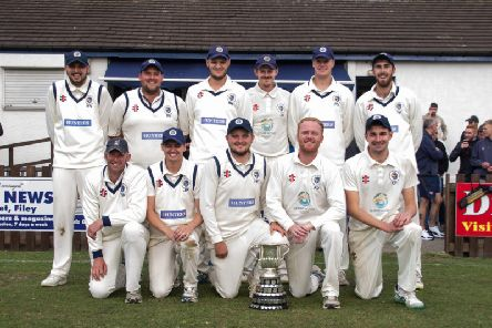 SBL Premier DIvision champions Filey start their 2019 season at Staxton