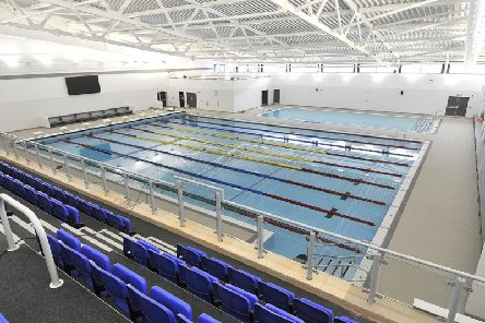 The 14m Scarborough Sports Village opened on the former Weaponness car and coach park in June 2017