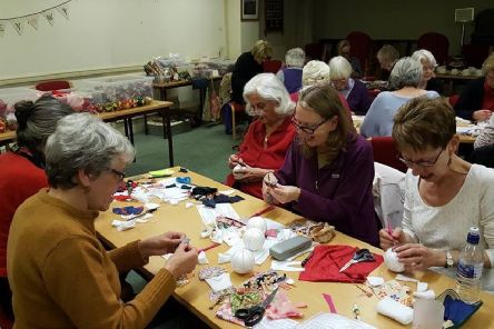 Helmsley WI is encouraging people to Get Creative at a special event held at the town's library this week.
