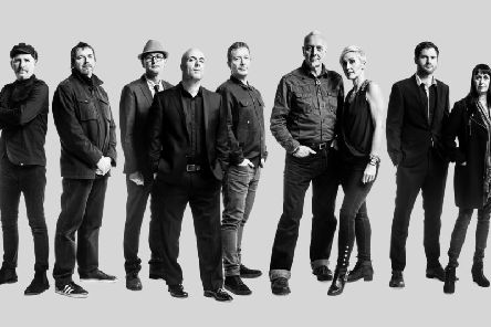 Playing all the hits of the Beautiful South, the band are at Scarborough Spa later this year
