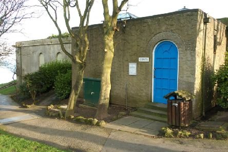 The decision to provide temporary toilets has been called-in.