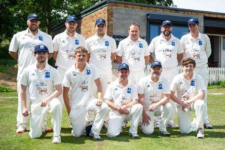 Scalby 2nds beat Staxton 2nds