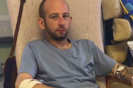 Adam Webster in recovery.