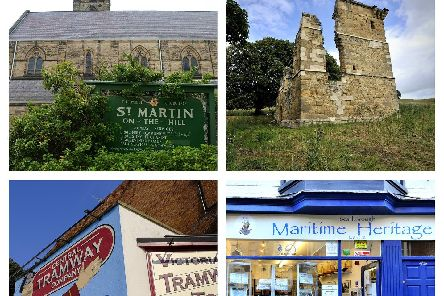 Heritage Open Days in Scarborough.