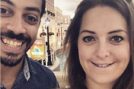 Ahmed Hassan and Jess Payne thanked The Star after the Home Office reversed a decision to deny Ahmed a two-week tourist visa so they could both visit Jess's family in Sheffield